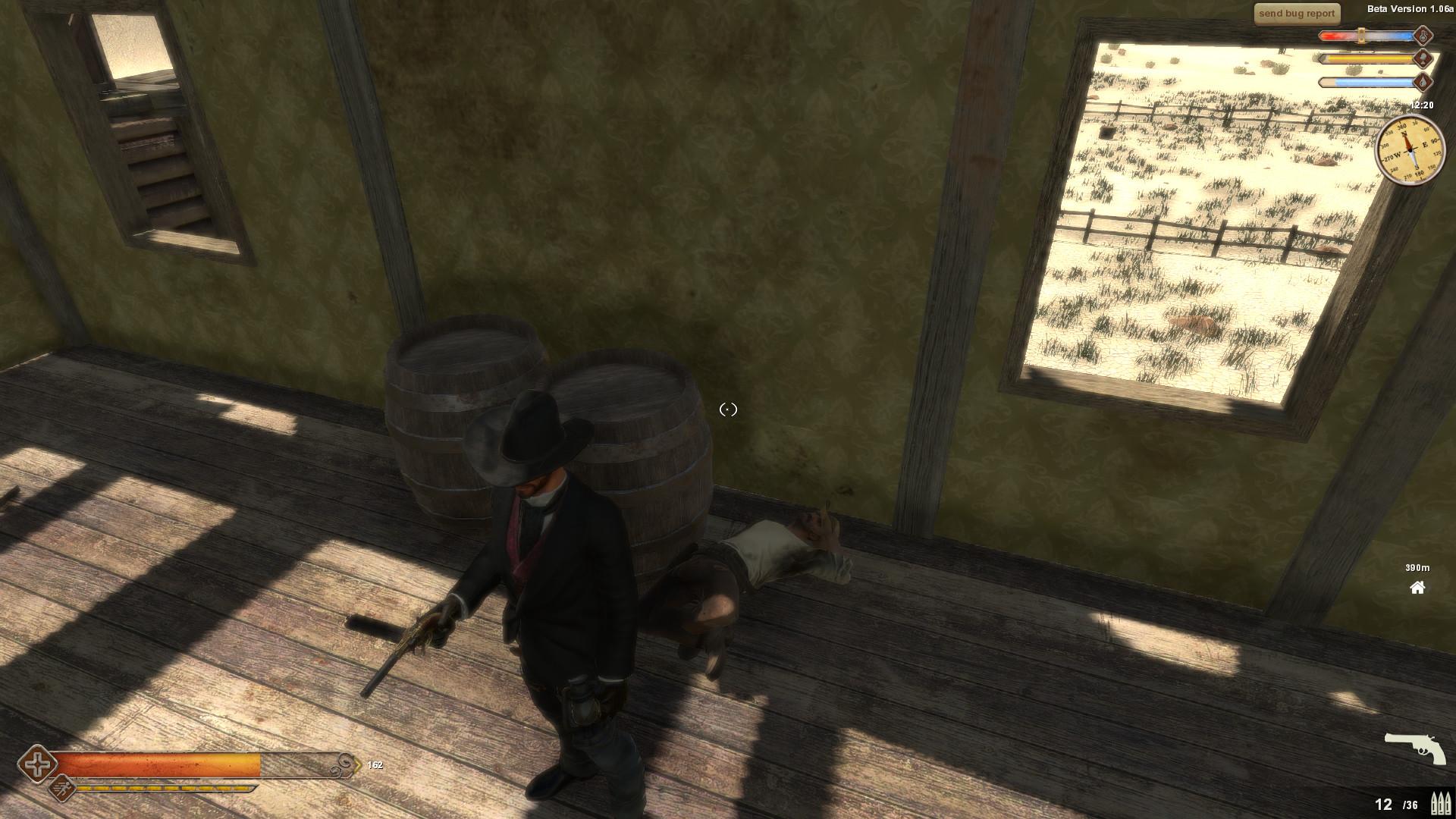 Sunset Rangers screenshot