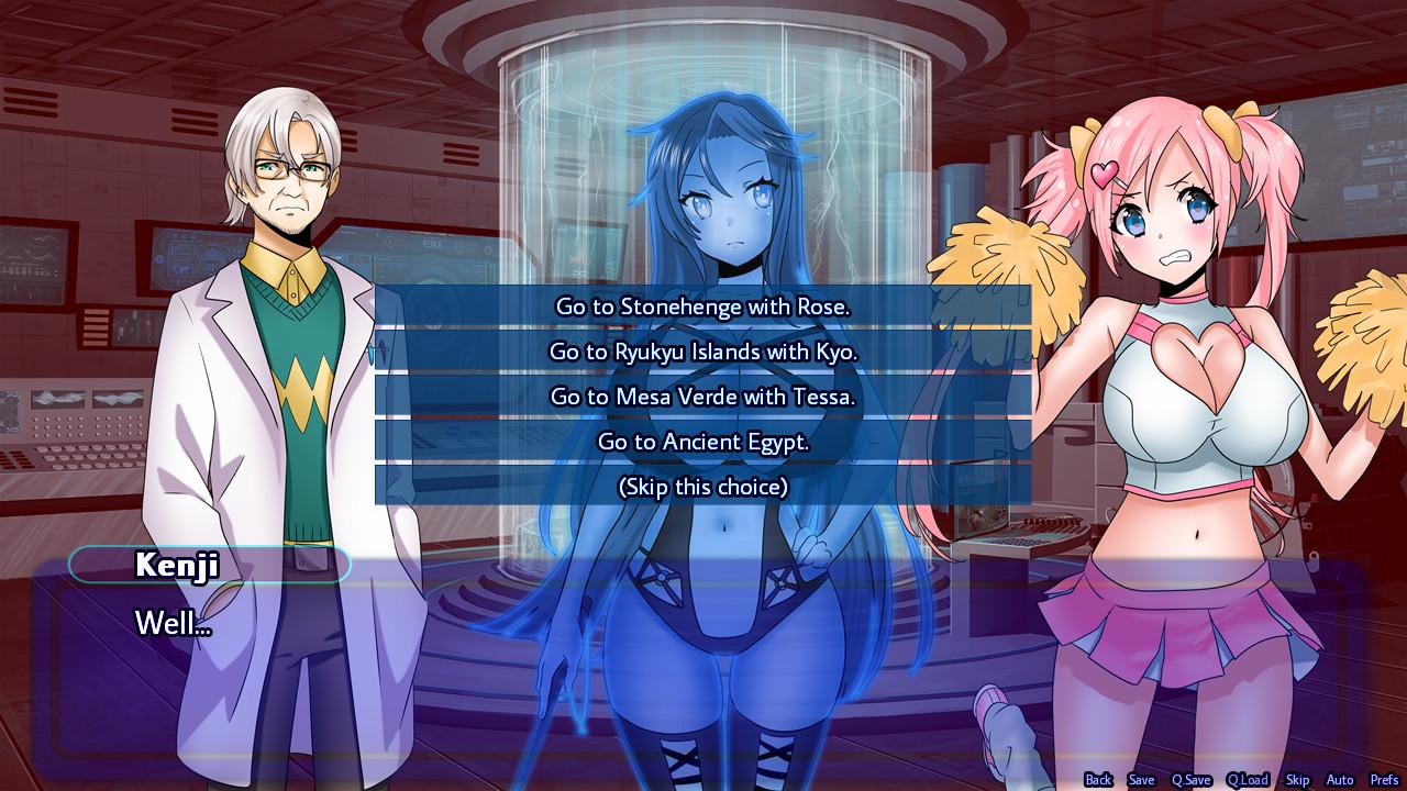 Time Tenshi 2: Special Edition screenshot