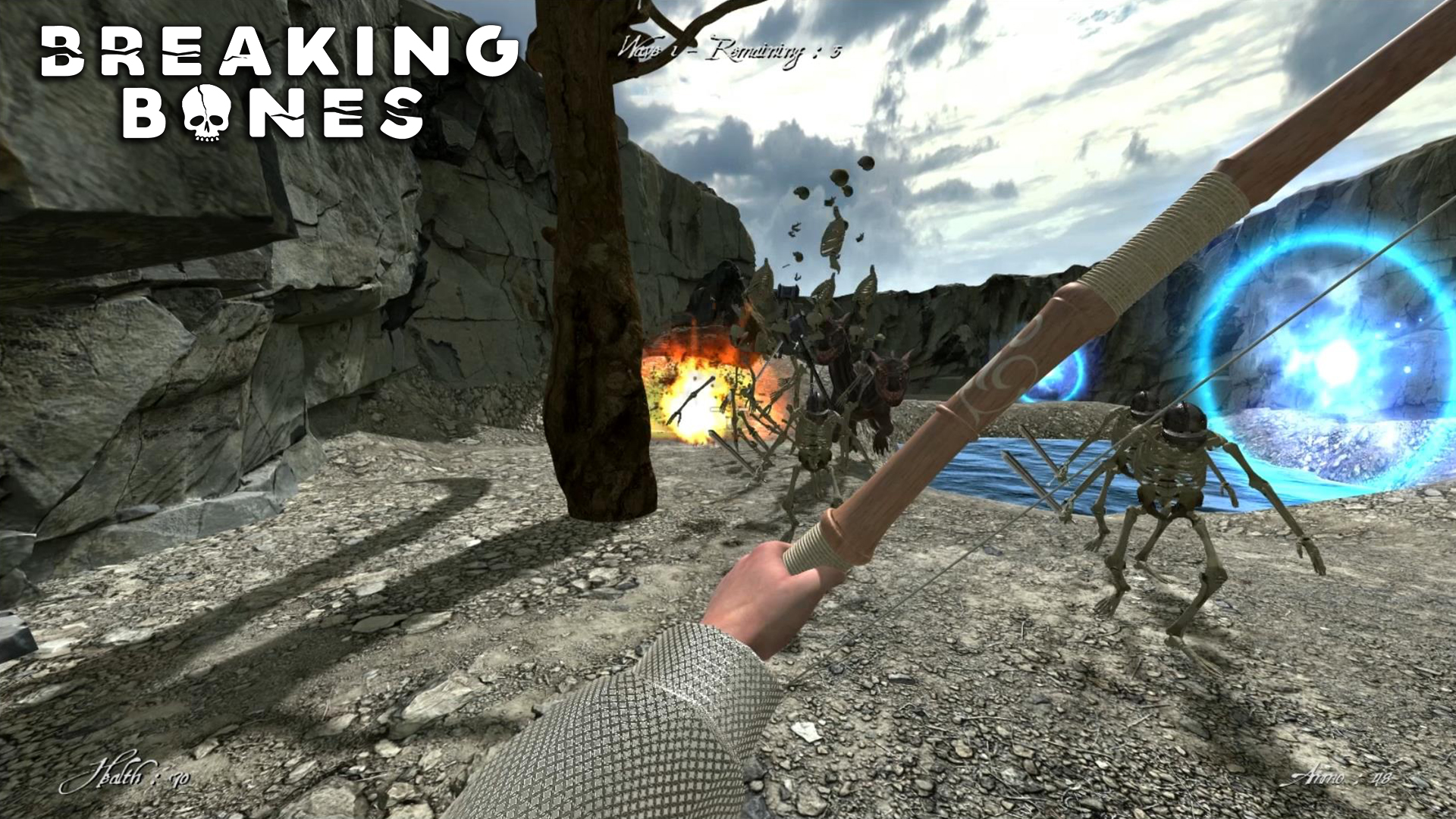 Breaking Bones Screenshot 3