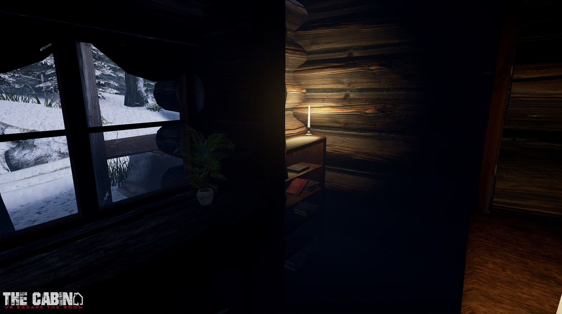 The Cabin: VR Escape the Room screenshot