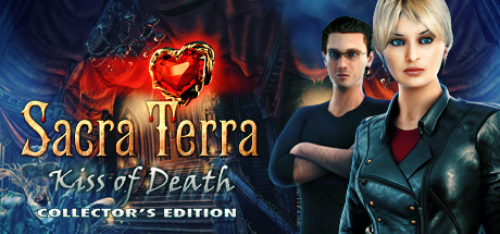 Sacra Terra: Kiss of Death Collector's Edition game image