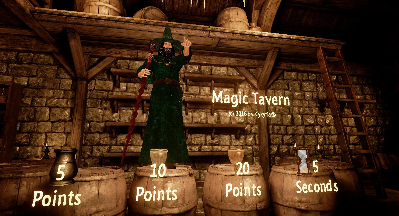 Magic Tavern screenshot