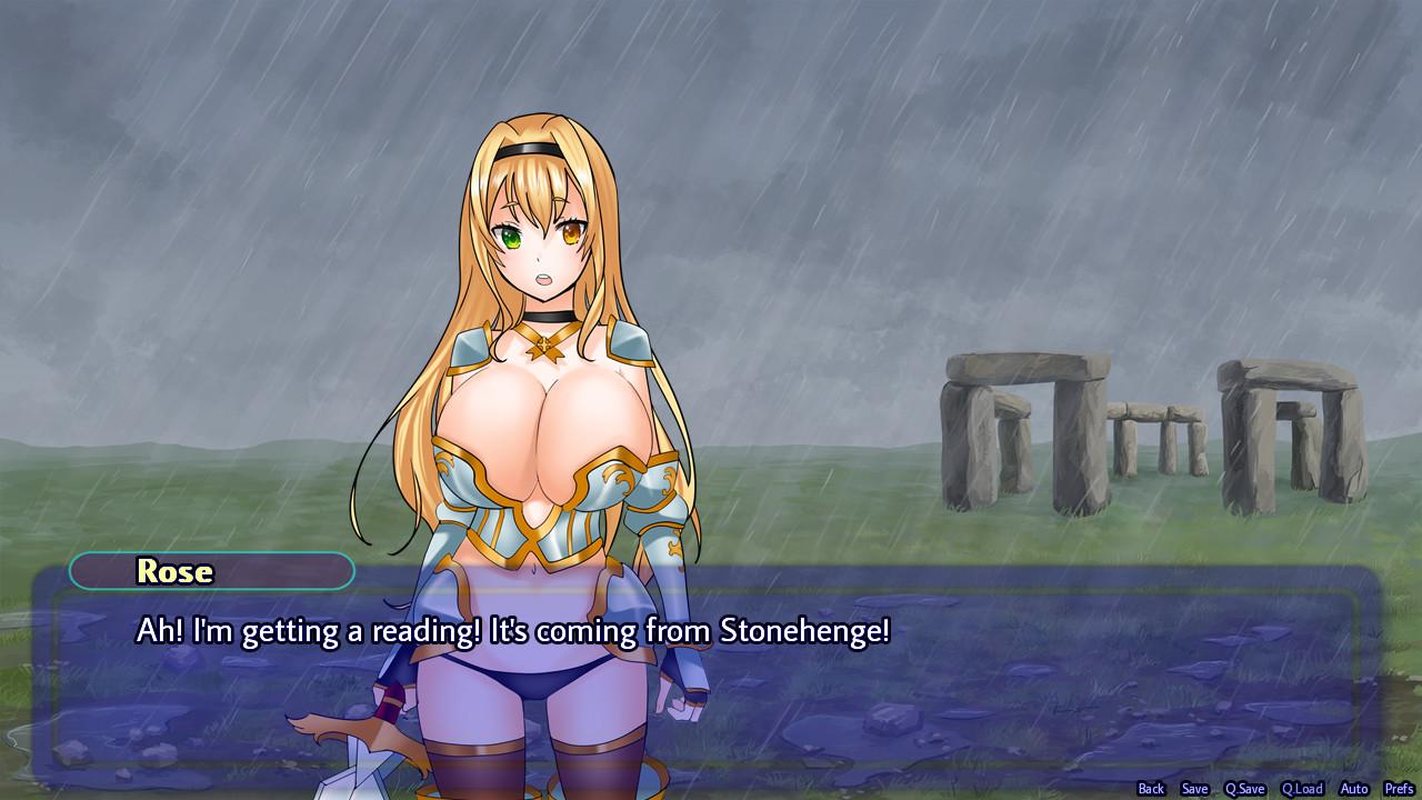 Time Tenshi 2: Special Edition (DLC) screenshot