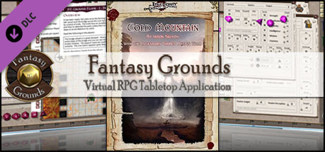 Fantasy Grounds - Cold Mountain (PFRPG)