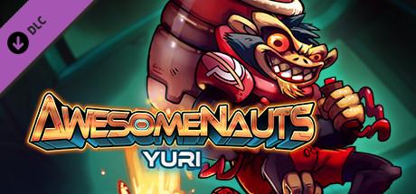 Yuri - Awesomenauts Character