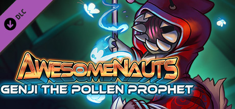 Genji the Pollen Prophet - Awesomenauts Character