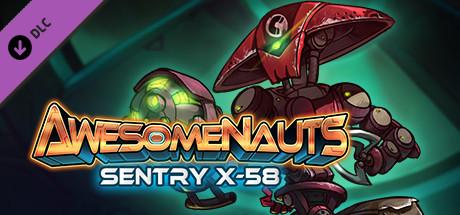 Sentry X-58 - Awesomenauts Character