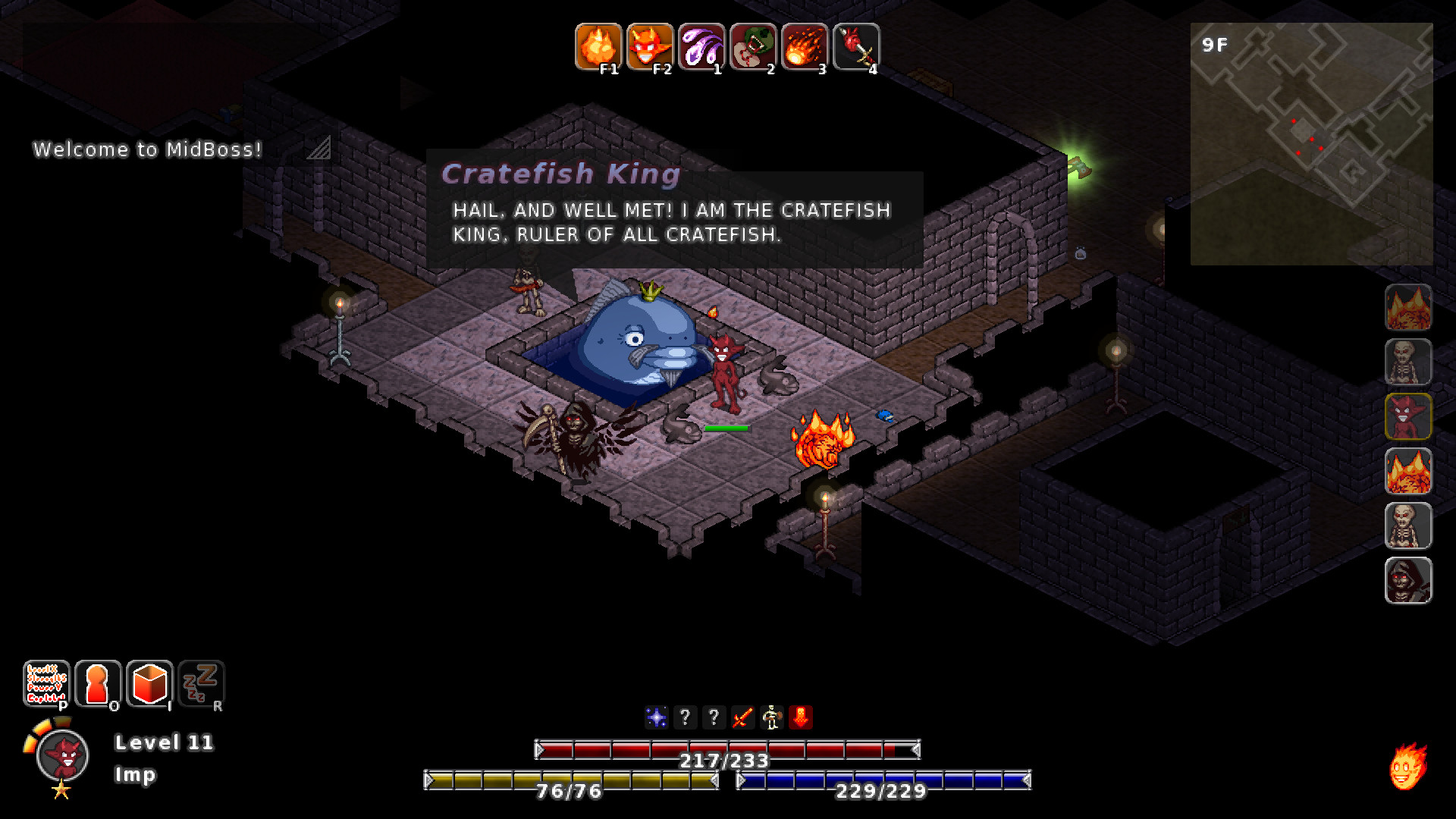 MidBoss screenshot