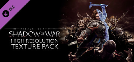 Middle-earth: Shadow of War High Resolution Texture Pack