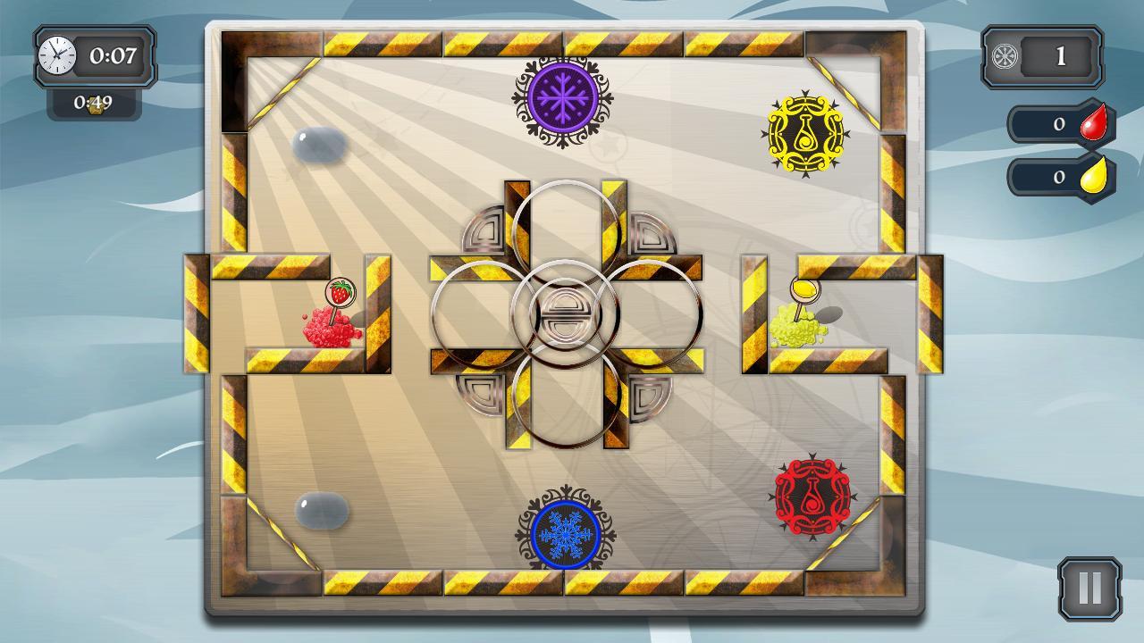 Liquid Pinball screenshot