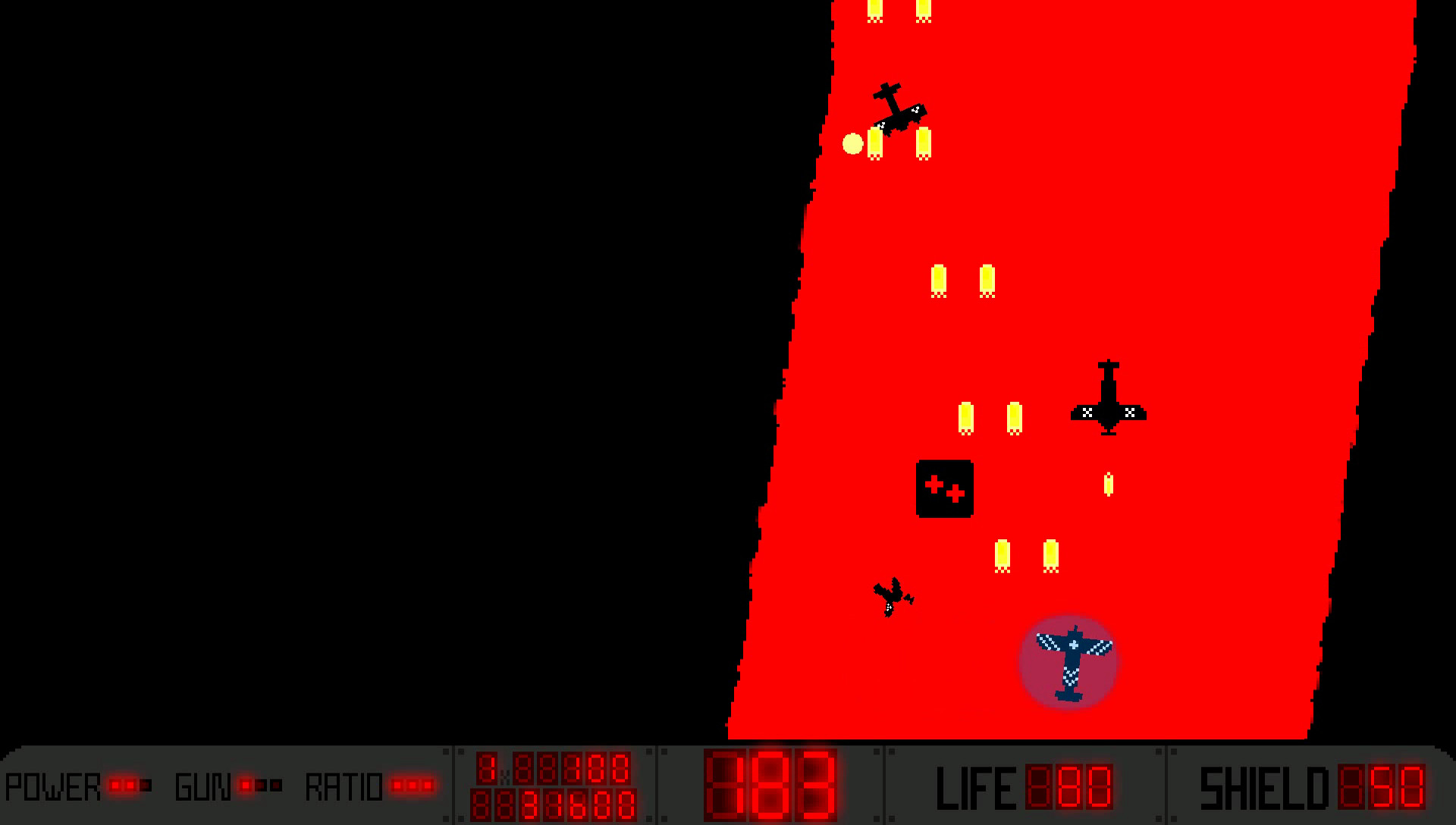 Planes, Bullets and Vodka screenshot