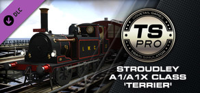Train Simulator: Stroudley A1/A1X Class 'Terrier' Steam Loco Add-On