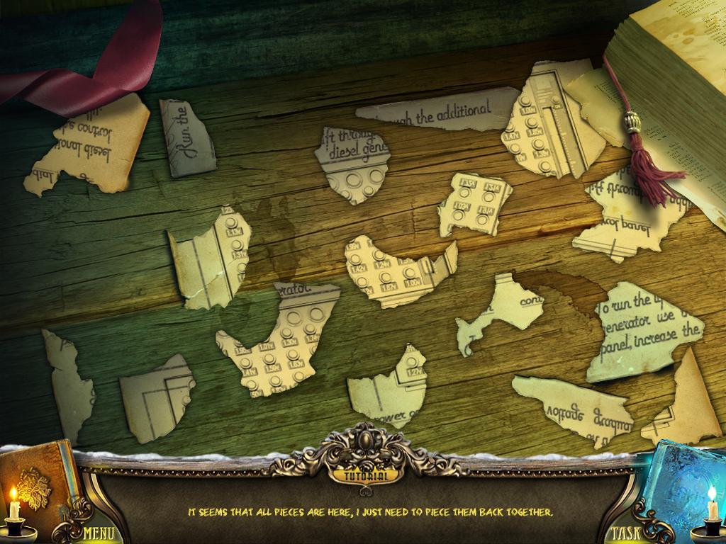 Mountain Trap: The Manor of Memories screenshot