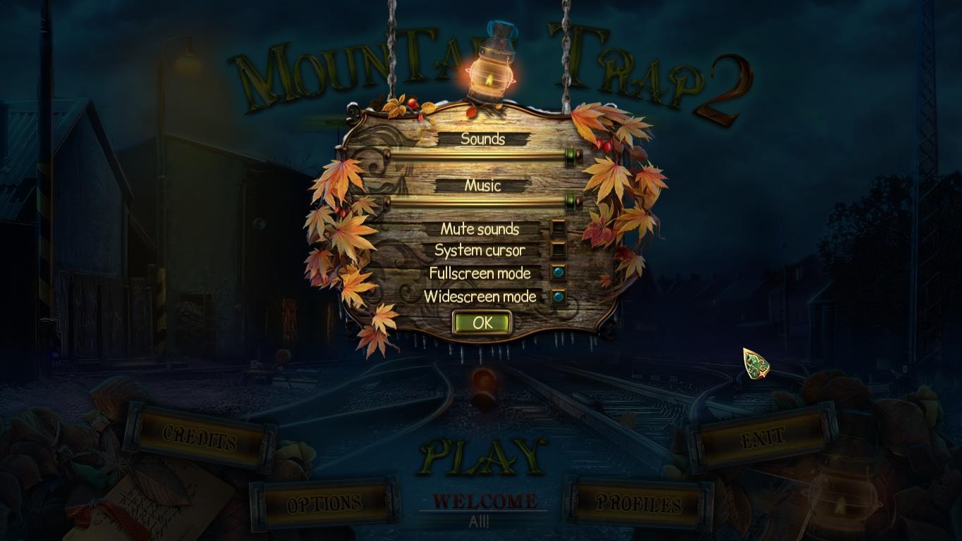 Mountain Trap 2: Under the Cloak of Fear screenshot