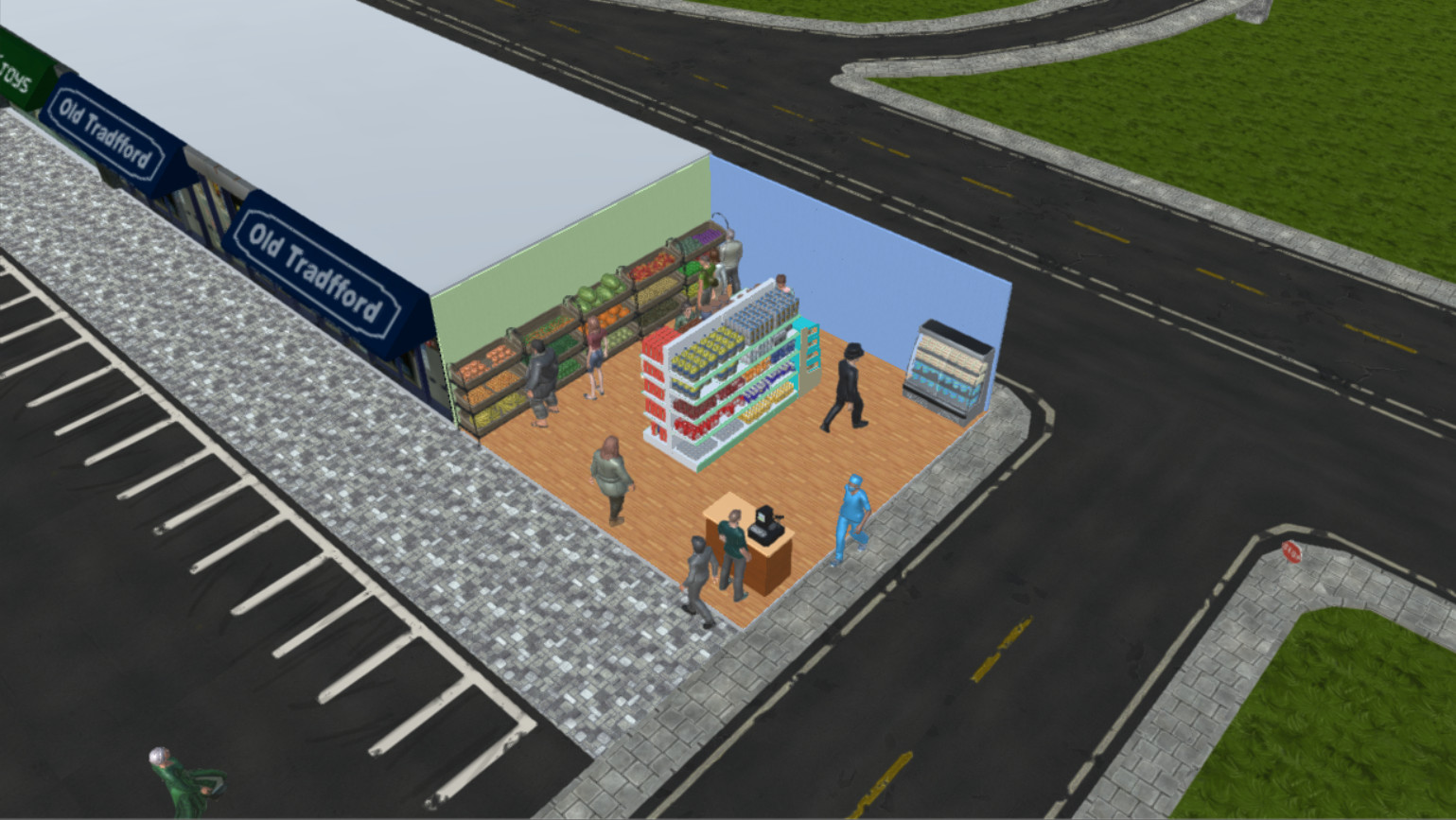marketplace simulation game reflection Business strategy simulations for educating management and marketing students in global business markets using an intuitive business simulation game.