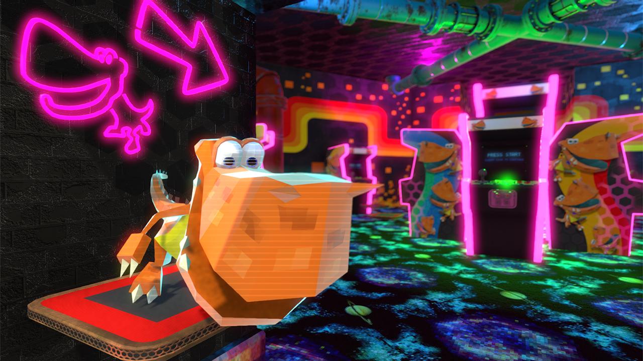 Yooka-Laylee Soundtrack screenshot