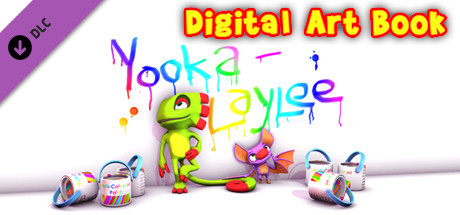 Yooka-Laylee Digital Artbook