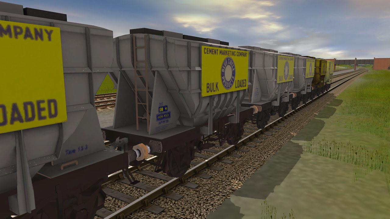 Trainz 2019 DLC: Newcastle Shunter screenshot