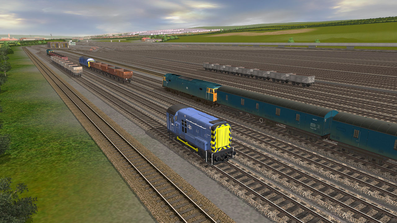 Trainz 2019 DLC: Newcastle Shunter screenshot