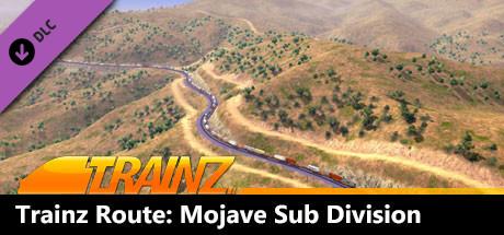 Trainz 2019 DLC: Mojave Sub Division