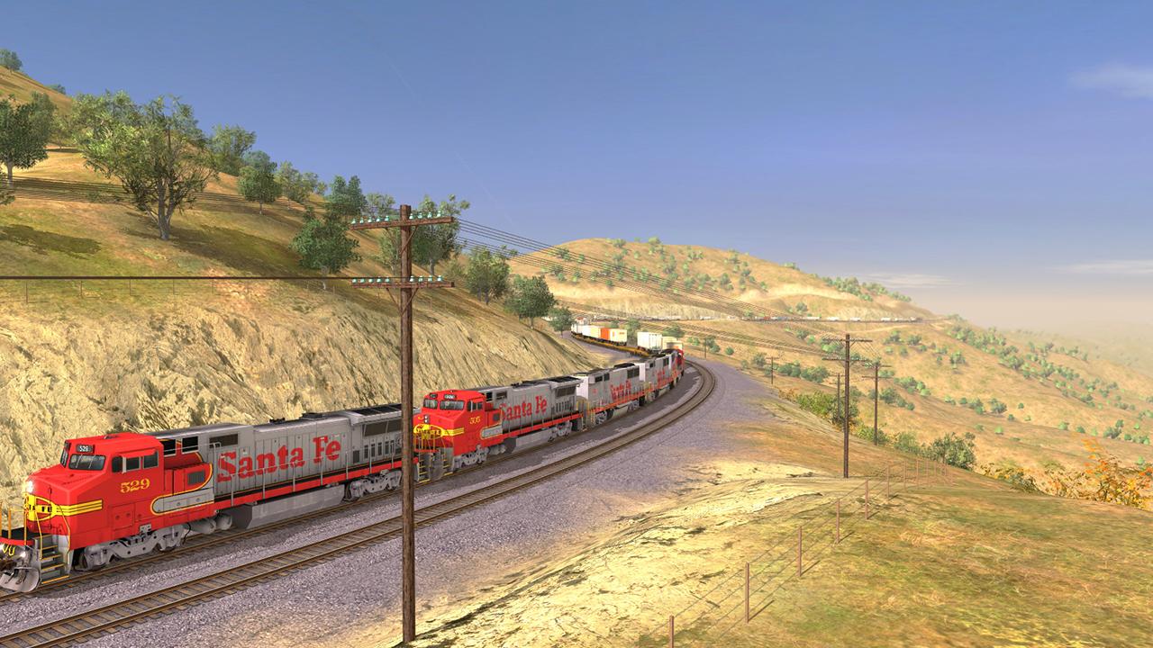 Trainz 2019 DLC: Mojave Sub Division screenshot