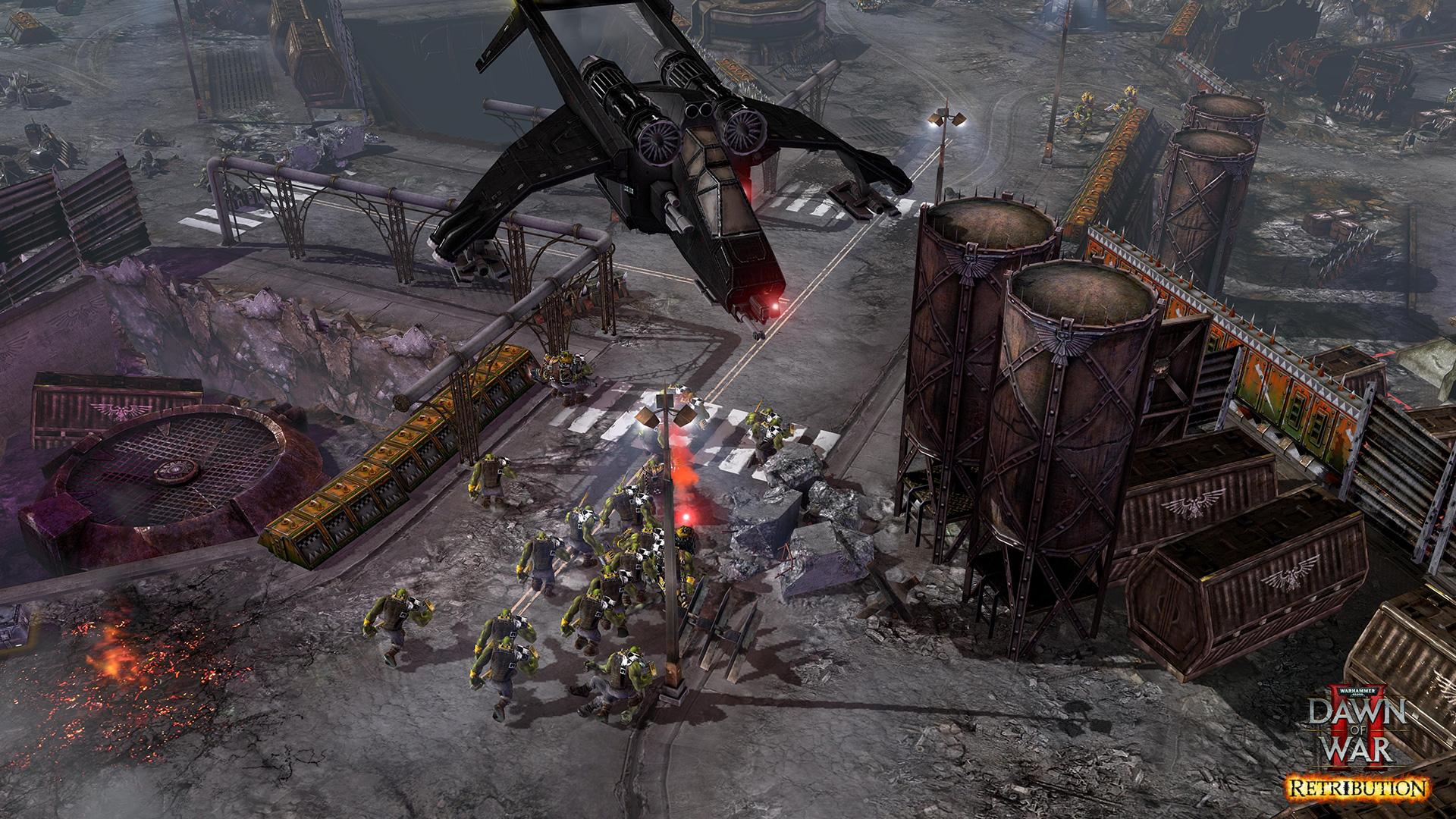 warhammer 40 000 dawn of war ii retribution free download