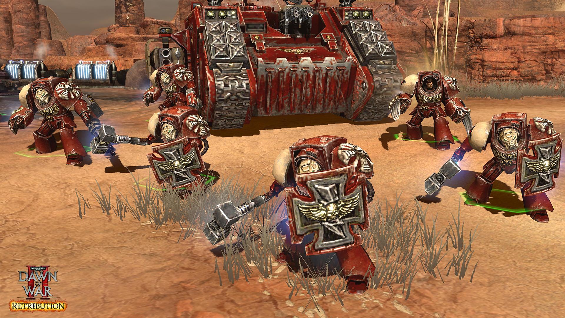 Warhammer 40,000: Dawn of War II: Retribution screenshot