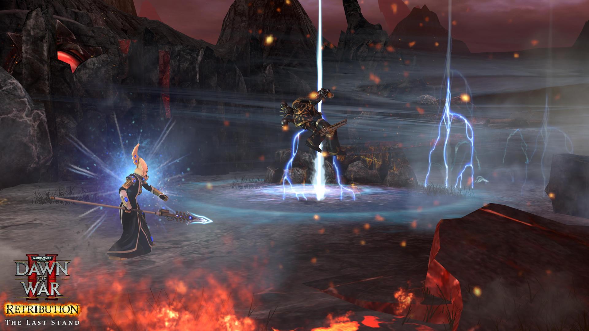 Dawn of War II: Retribution – The Last Stand screenshot