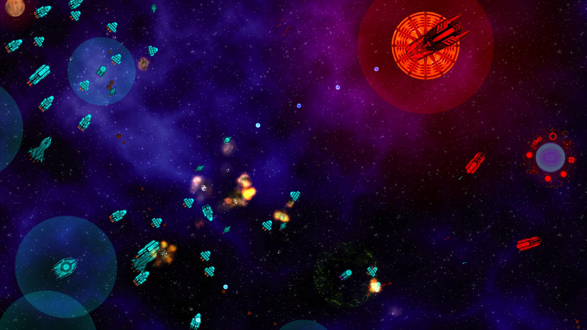 Battle for Orion 2 screenshot
