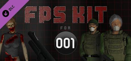 001 Game Creator - 3D FPS / Survival Horror Kit