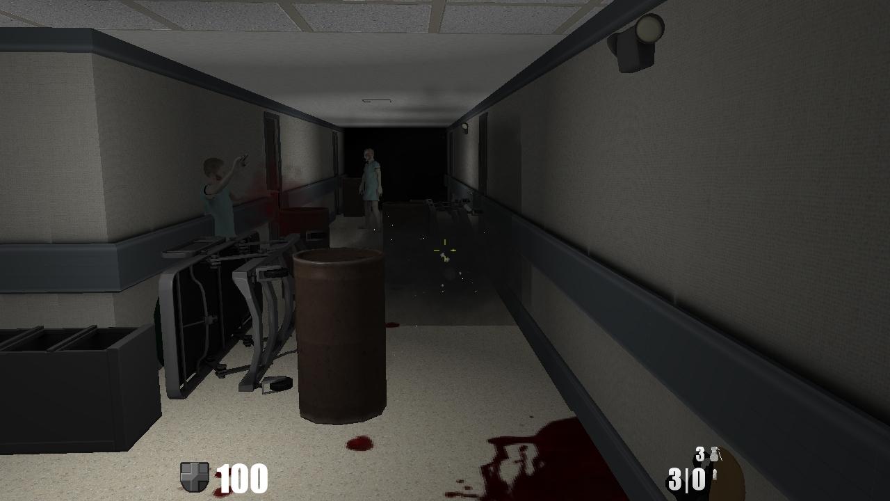 001 Game Creator - 3D FPS / Survival Horror Kit screenshot