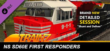 Trainz 2019 DLC: NS SD60E First Responders