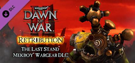 Warhammer 40,000: Dawn of War II: Retribution - Mekboy Wargear DLC