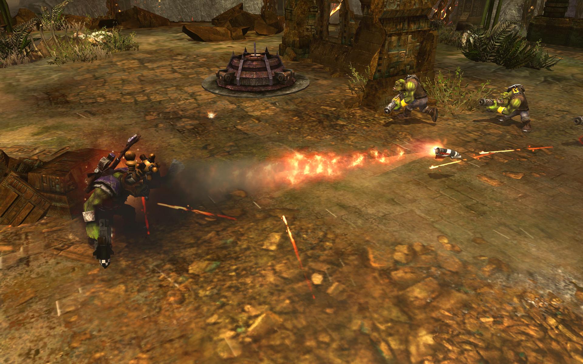 Warhammer 40,000: Dawn of War II - Retribution - Mekboy Wargear DLC screenshot