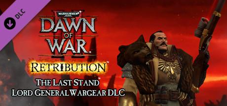 Warhammer 40,000: Dawn of War II - Retribution - Lord General Wargear DLC