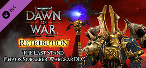 Warhammer 40,000: Dawn of War II - Retribution - Chaos Sorcerer Wargear DLC
