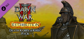 Warhammer 40,000: Dawn of War II: Retribution - Death Korps of Krieg Skin Pack