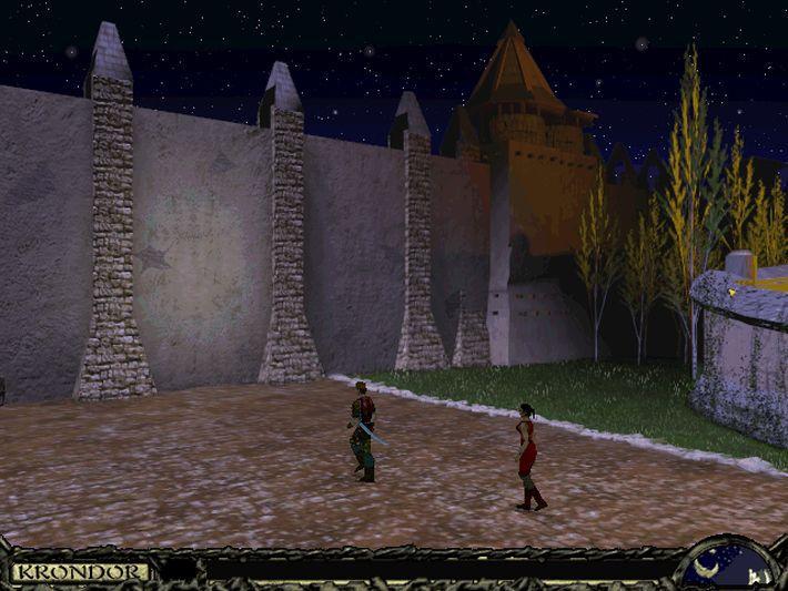 Return to Krondor screenshot