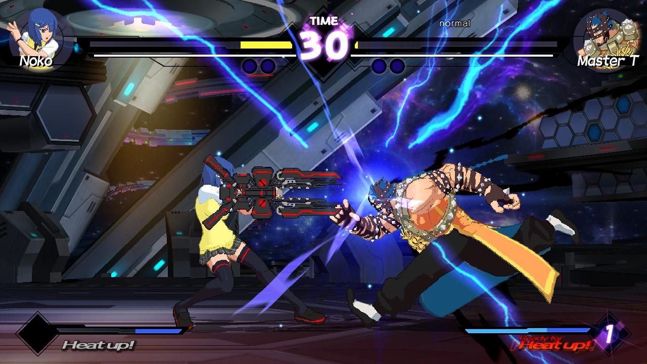 Blade Strangers screenshot