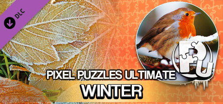 Pixel Puzzles Ultimate - Puzzle Pack: Winter