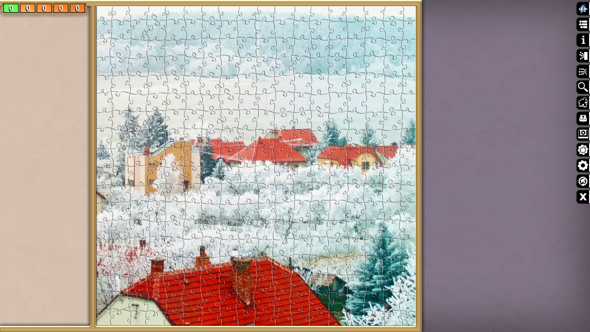 Pixel Puzzles Ultimate - Puzzle Pack: Winter screenshot