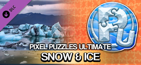 Pixel Puzzles Ultimate - Puzzle Pack: Snow & Ice
