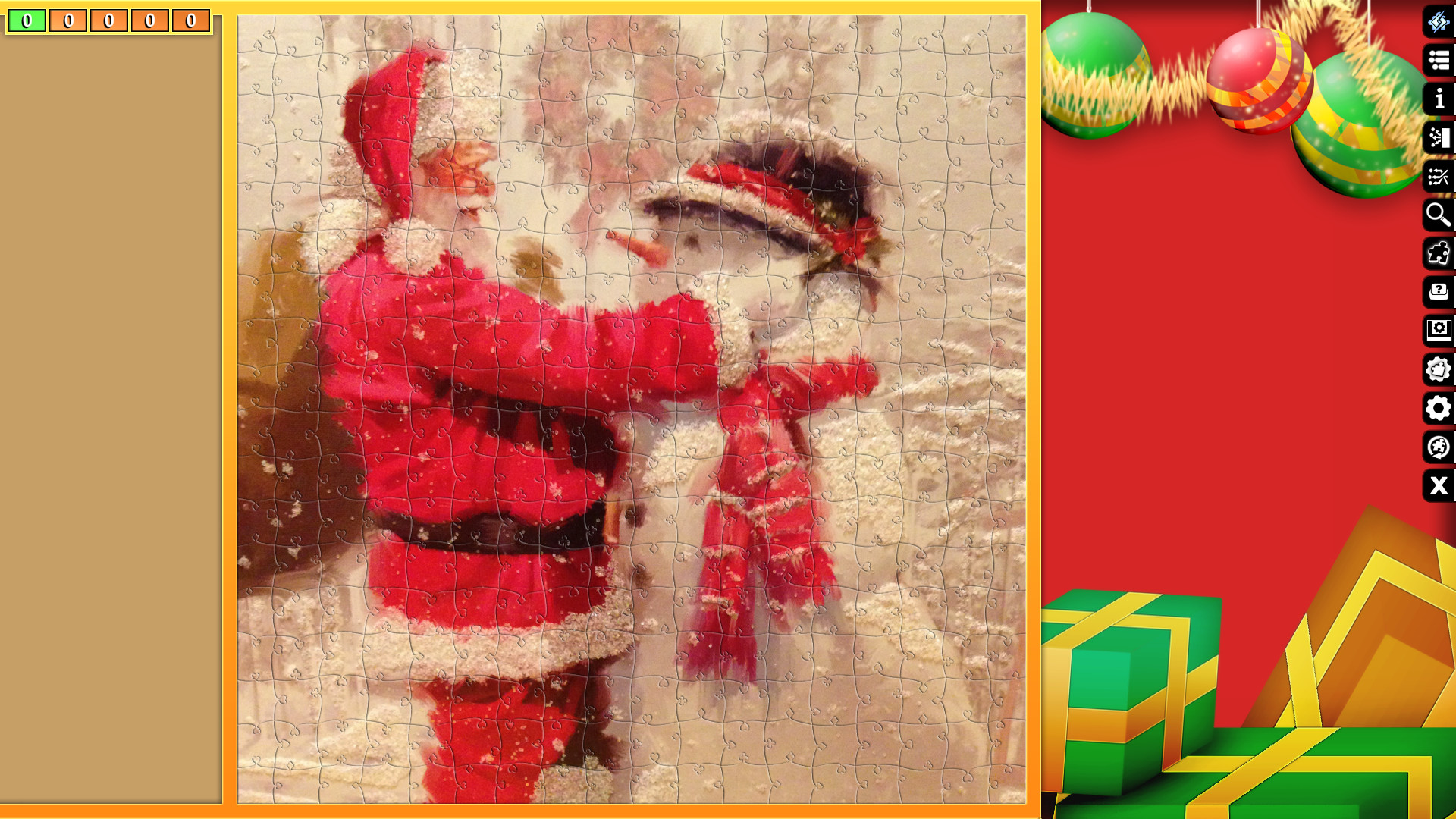 Jigsaw Puzzle Pack - Pixel Puzzles Ultimate: Christmas screenshot