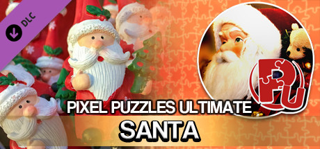 Jigsaw Puzzle Pack - Pixel Puzzles Ultimate: Santa