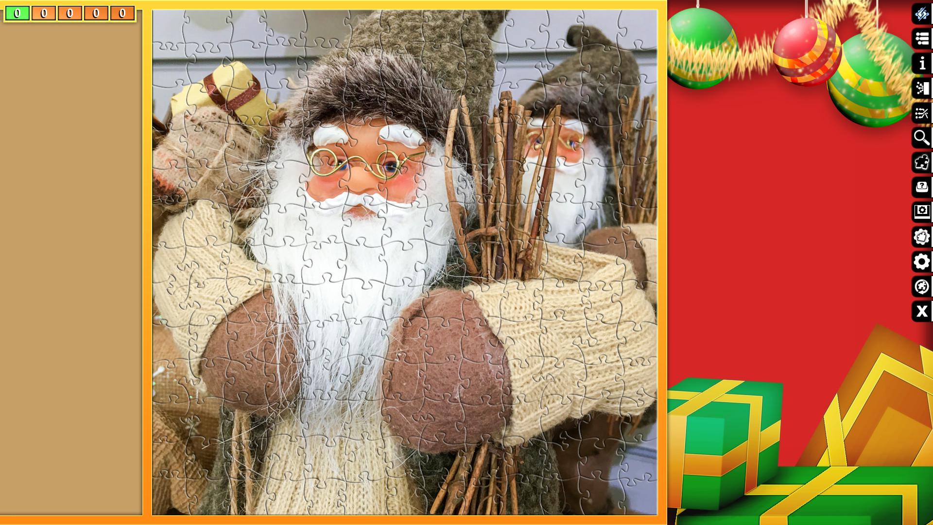 Jigsaw Puzzle Pack - Pixel Puzzles Ultimate: Santa screenshot