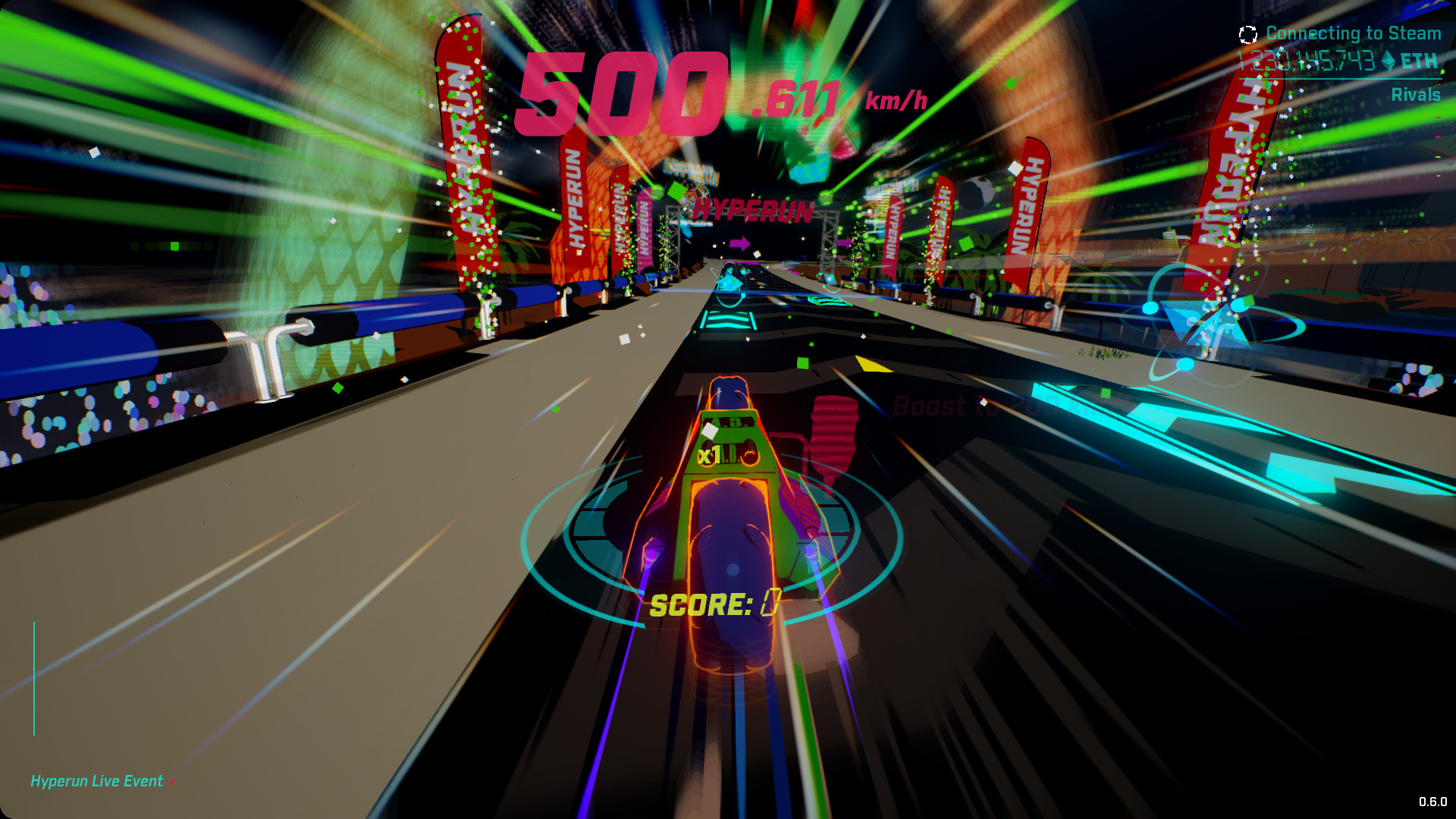 Hyperun screenshot