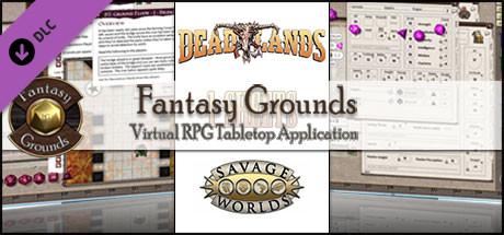 Fantasy Grounds - Deadlands Reloaded: OneSheet Adventure PAK (Savage Worlds)