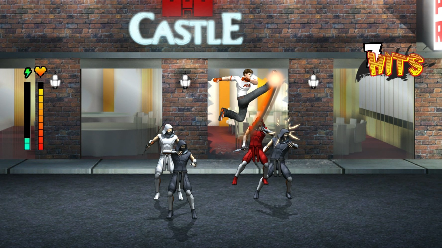 Fighters Unleashed screenshot