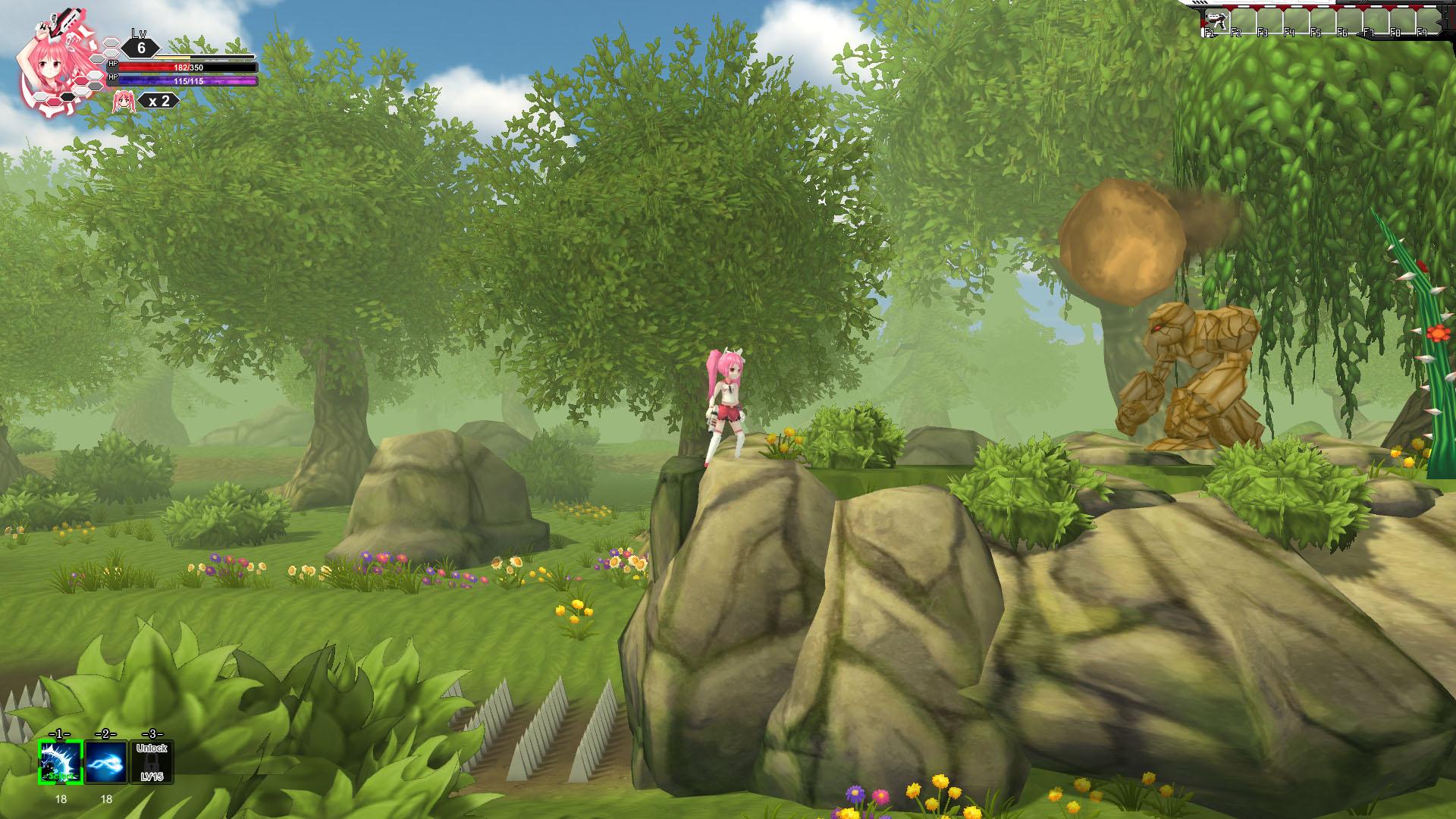 Crimson Trigger screenshot