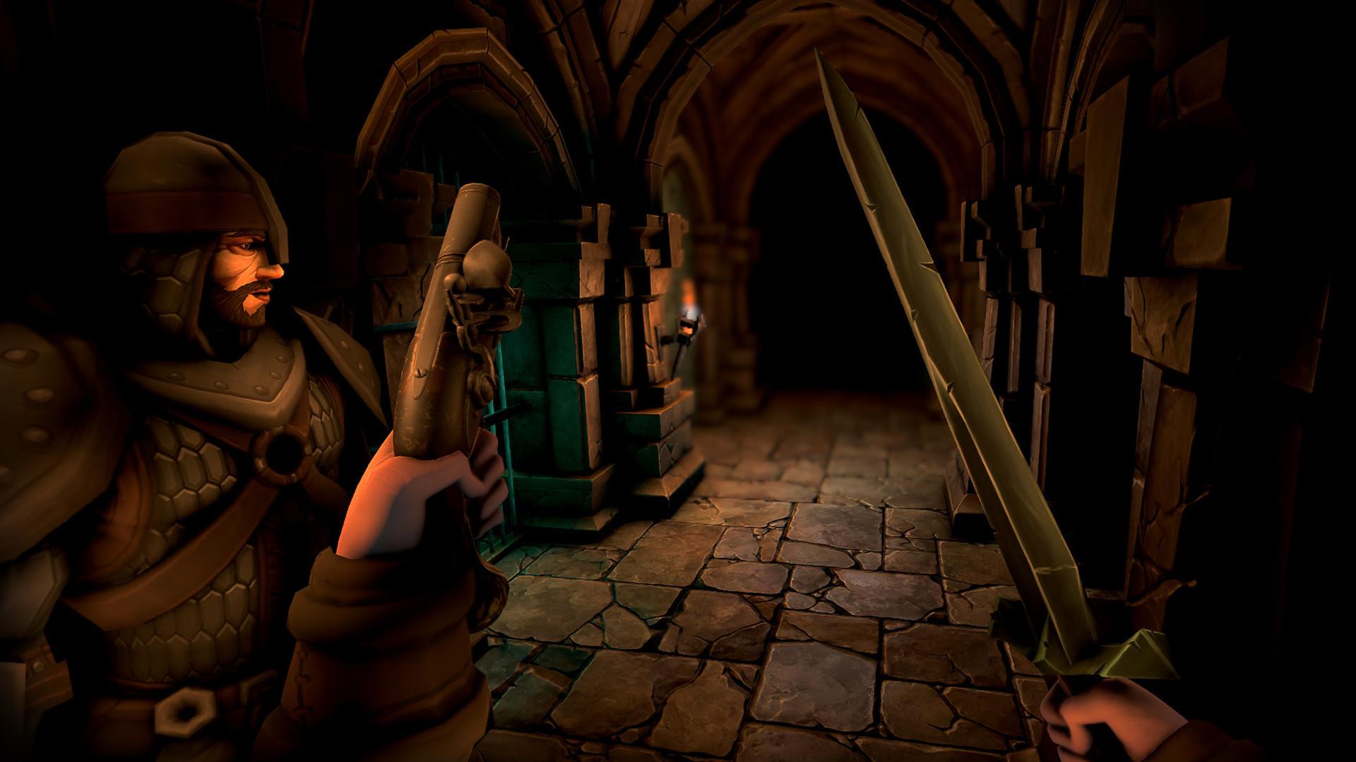 VR Dungeon Knight screenshot